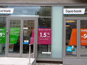 Equa bank Ostrava Centrum